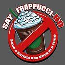 Frappucci-NO by Stephen Hartman