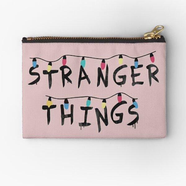 Stranger Things Fairy Lights Zipper Pouch
