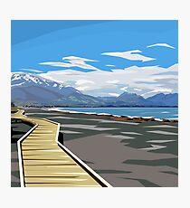 Kaikoura, New Zealand by Ira Mitchell-Kirk Photographic Print