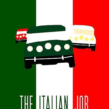 Italian Job by isabellelong