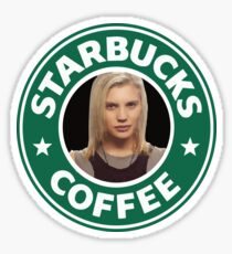 Starbucks Coffee Sticker