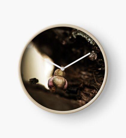 Versteckt Uhr