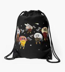 Dwarf Planets Drawstring Bag