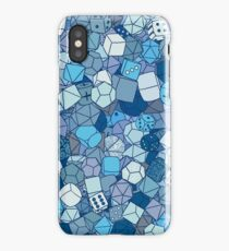 Frost Dice iPhone Case