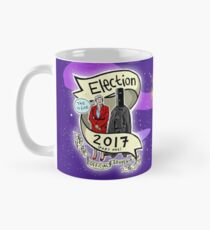 The Official Laurie Pink GE2017 Souvenir Mug Mug