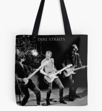 Dire  Straits Tote Bag