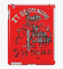 soy sauce iPad Case/Skin