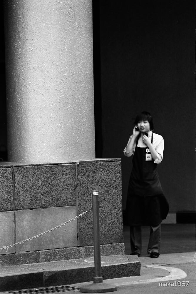 Calling by maka1967