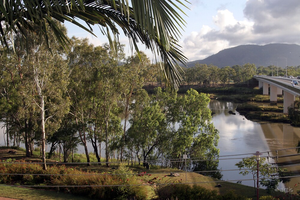 Fitzroy River by artis
