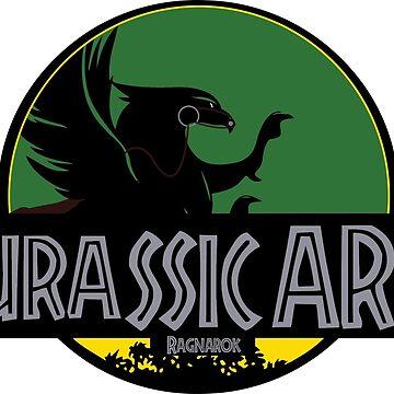 Jurassic Ark: Ragnarok by sgtstebe