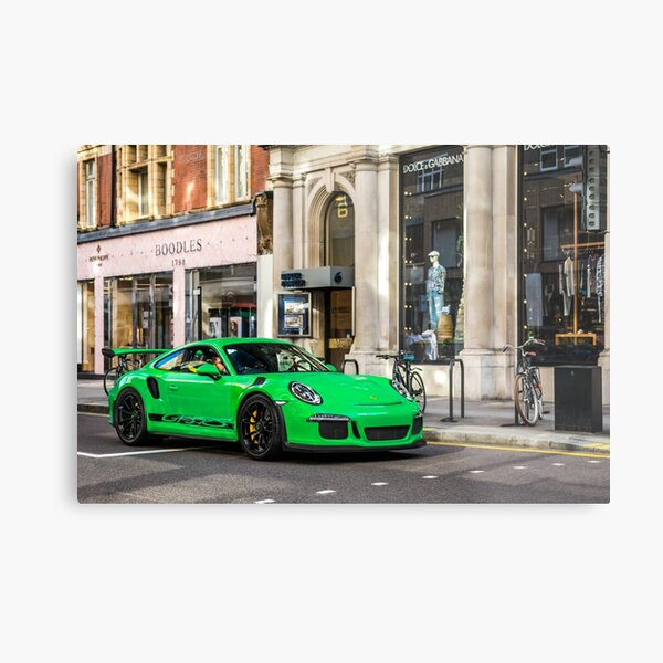 PTS 911 (991) GT3RS  Metal Print