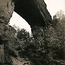 natural bridge in kentucky by rue2