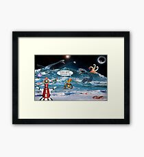 ~ Surf's Up! ~ Framed Print