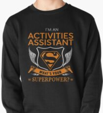 ACTIVITIES ASSISTANT Pullover