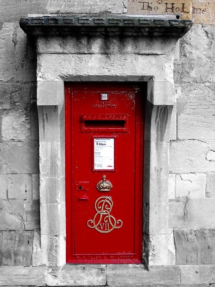 English Mail Box by Youngroper