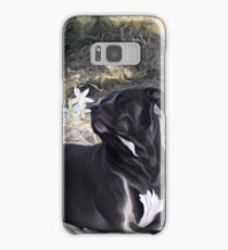 Stop and Smell the Orange Blossoms Samsung Galaxy Case/Skin