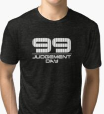 Aaron Judge from New York Yankees Judgement Day Tri-blend T-Shirt