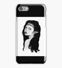 Portrait of an Elf iPhone Case/Skin