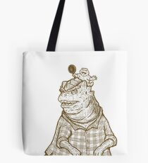 NOT THE MAMA - lines Tote Bag