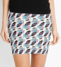3Ring Tiling Mini Skirt
