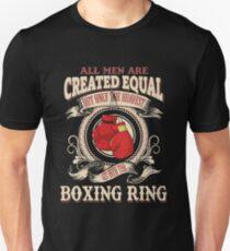 Boxing Legend Unisex T-Shirt