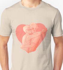 Nervous Kiss Unisex T-Shirt