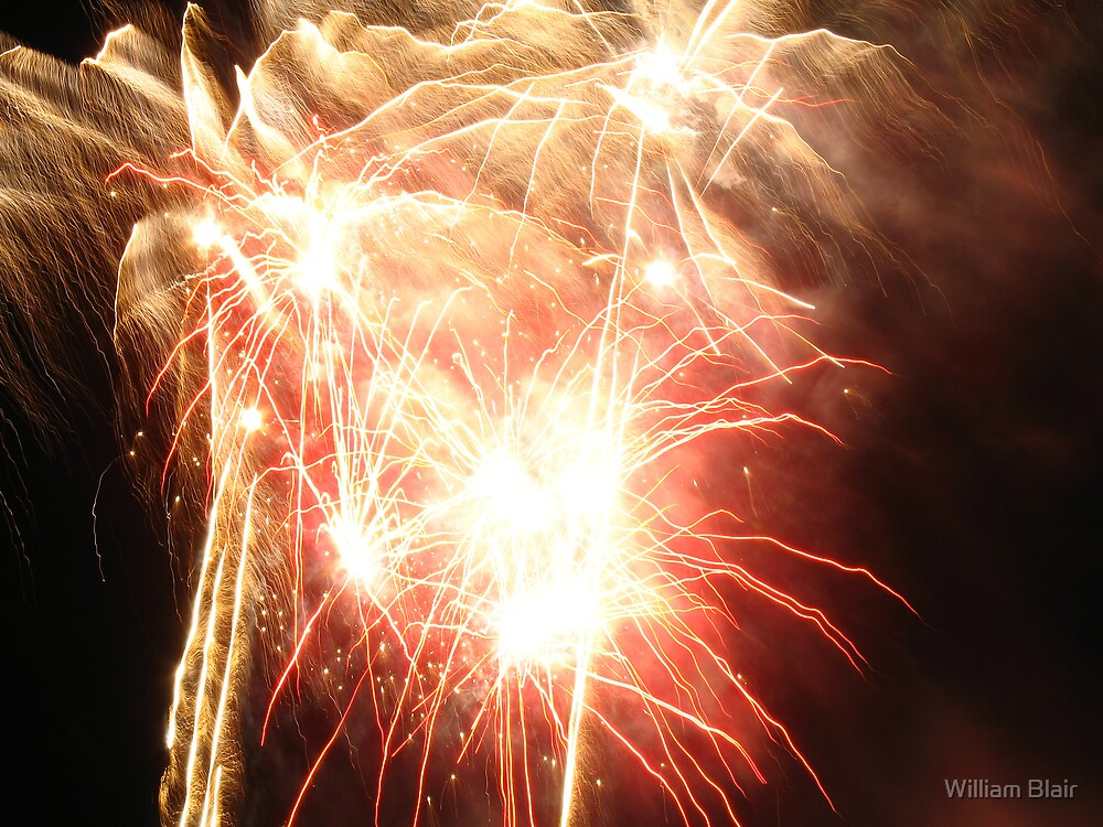 Fireworks by William Blair
