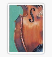 Fiddle III Sticker