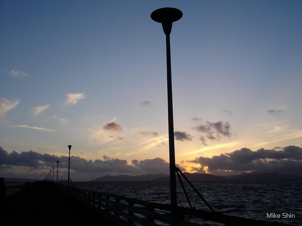 Endless Pier by Mike Shin