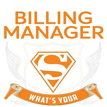 BILLING MANAGER by Jordynthanhs