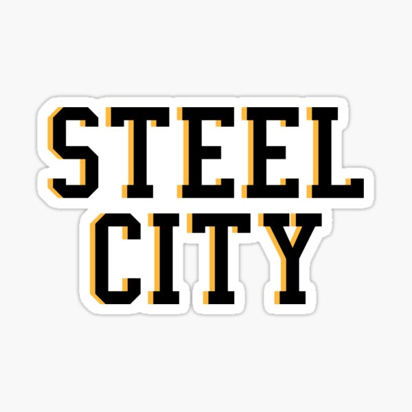 Steel City Sticker