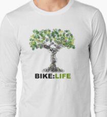 BIKE:LIFE tree Long Sleeve T-Shirt
