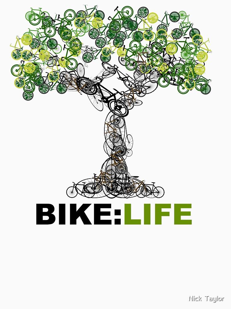 BIKE:LIFE tree | V-Neck