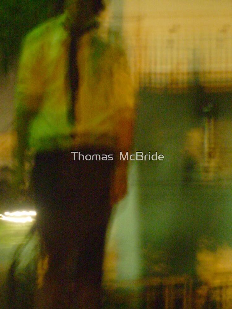 No destination by Thomas  McBride