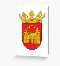 Mérida, Spain Greeting Card