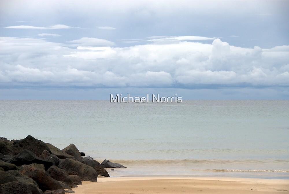 Autumn Seascape by Michael Norris