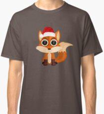 Christmas Fox Classic T-Shirt