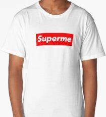 Superme Long T-Shirt