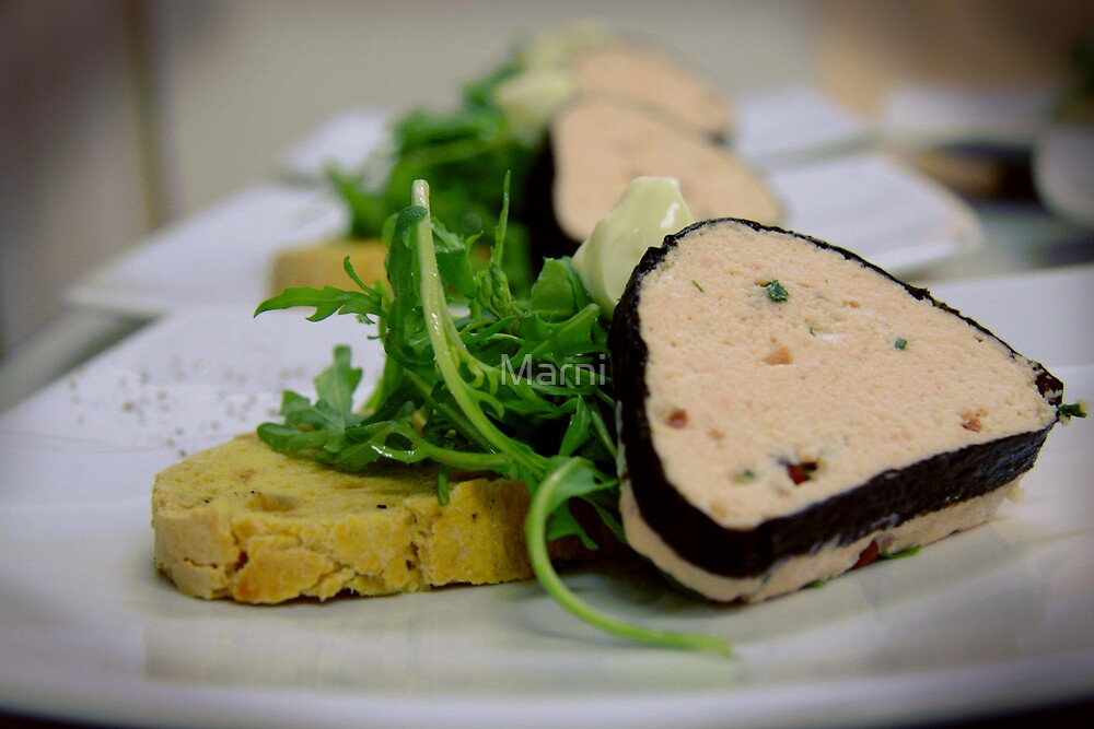 Salmon Mousse Terrine by Marni