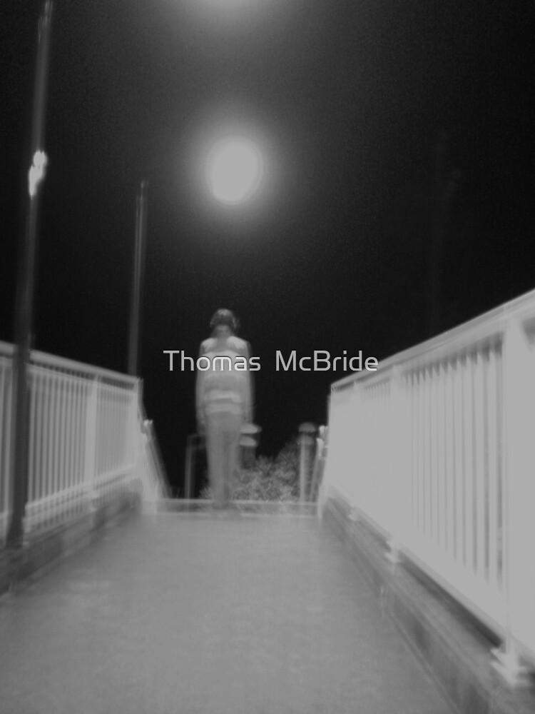 Walking Away by Thomas  McBride