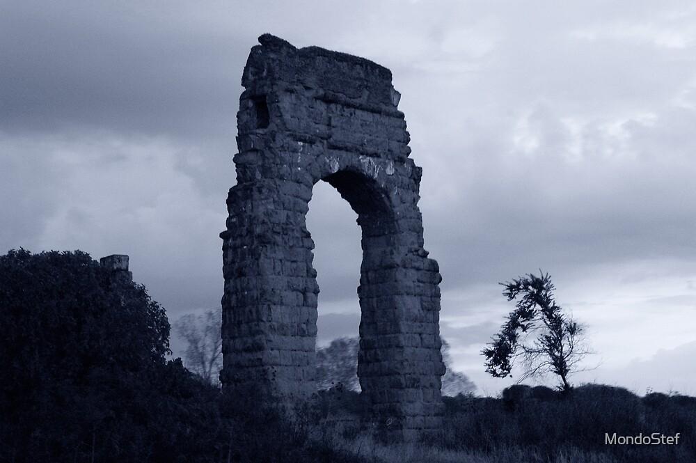 Broken Aqueduct by MondoStef