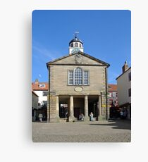 Whitby Old Town Hall Canvas Print