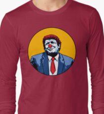 a8baa1b6b President Clown Long Sleeve T-Shirt