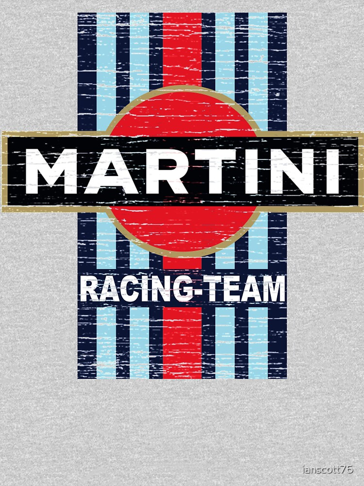 Vintage Martini Racing | Unisex T-Shirt