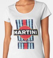 Vintage Martini Racing Women's Premium T-Shirt