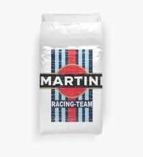 Vintage Martini Racing Duvet Cover