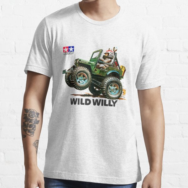 58035 Wild Willy Essential T-Shirt