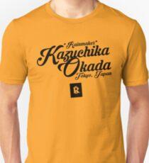 Kazuchika Okada Throwback Unisex T-Shirt