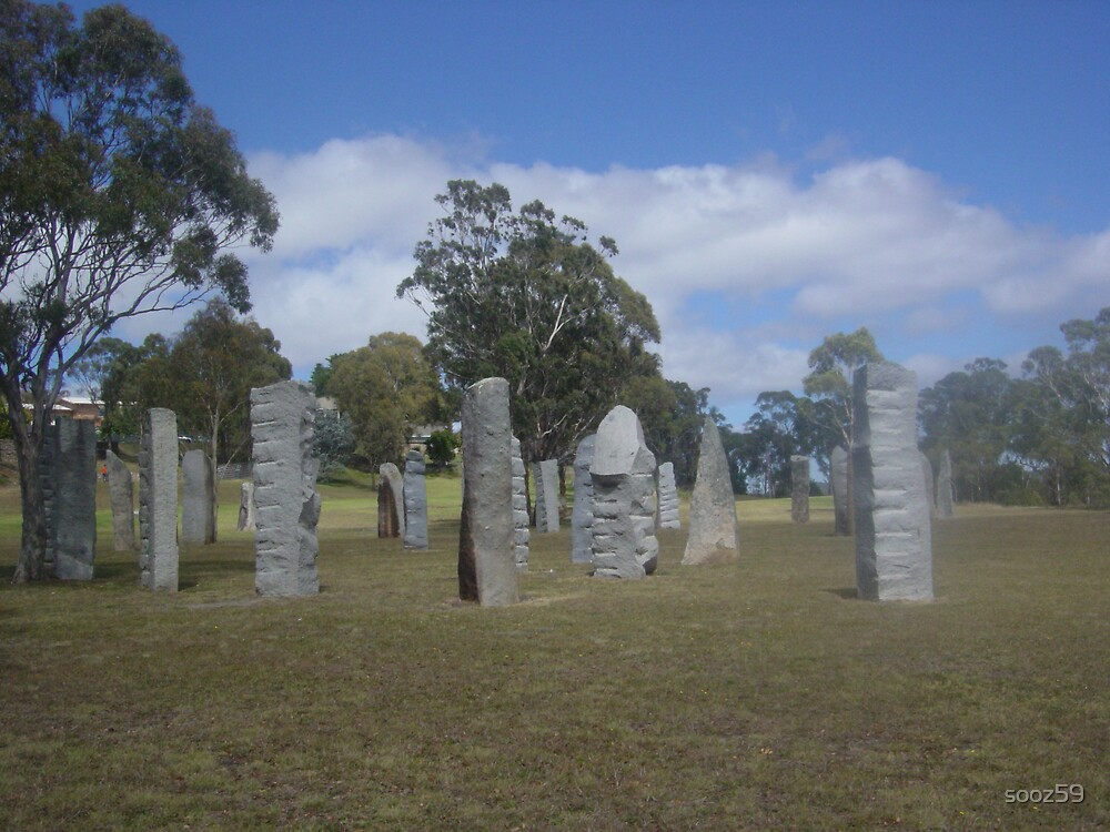 Standing Stones by sooz59