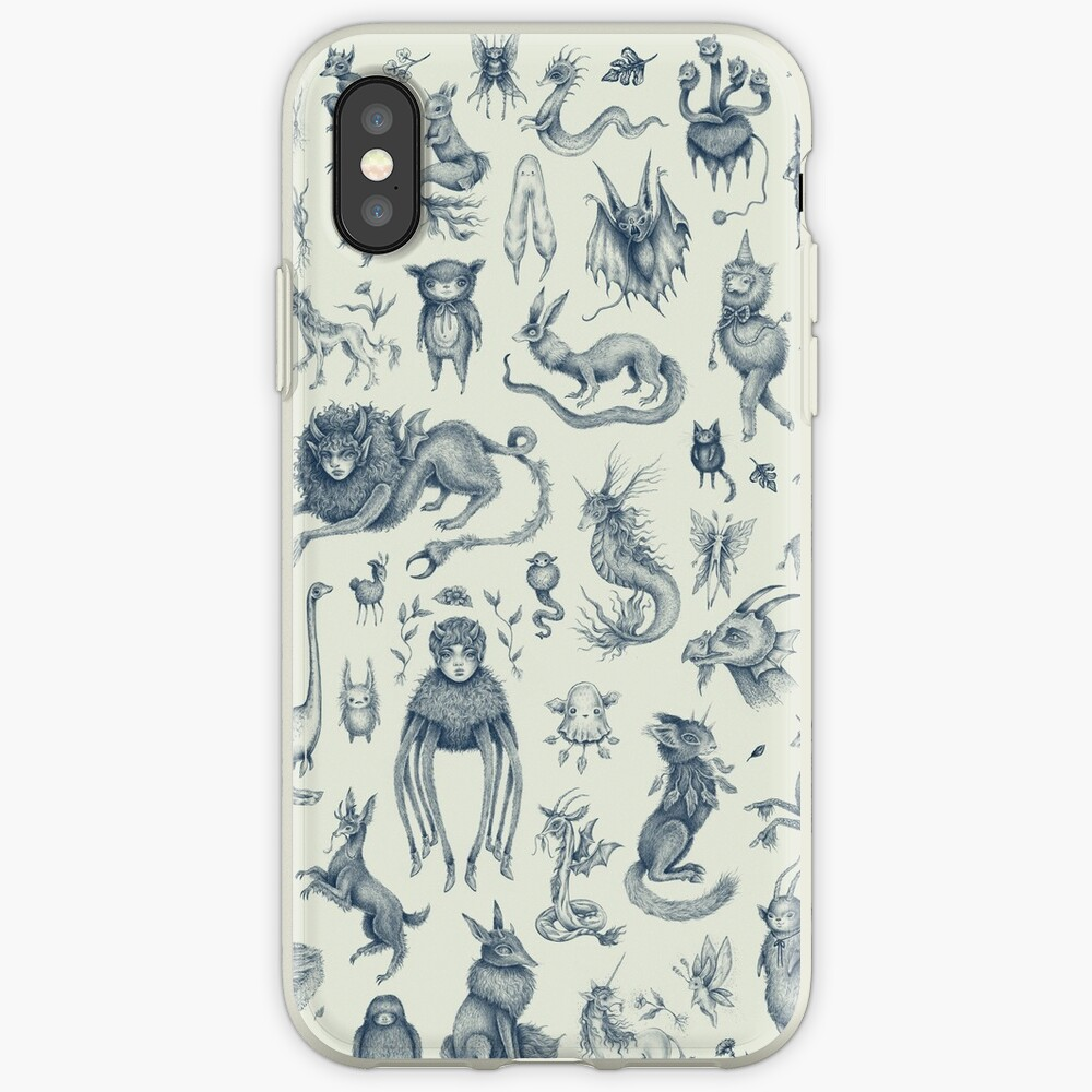 Beings and Creatures  iPhone Case & Cover